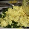 Köri Soslu Patates Salatası